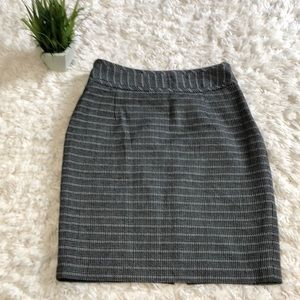 The limited collection light tweed pencil skirt